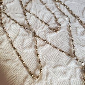 Stein Blye Gorgeous Layered Tassel Necklace
